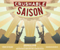 De la Senne / Tired Hands Crushable Saison