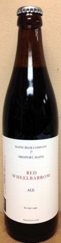 Maine Beer Red Wheelbarrow