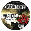 Anarchy War Head - Imperial/Double IPA