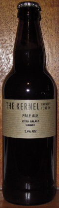 The Kernel Pale Ale Citra Galaxy Summit - American Pale Ale