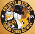 London Fields Bootlegger Series: American Black Ale (2013 Version)