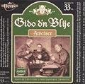 Maasland Gido dn Blije Zwetser - Belgian Ale