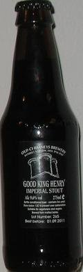Old Chimneys Good King Henry  - Imperial Stout