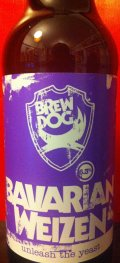 BrewDog Unleash the Yeast: Bavarian Weizen