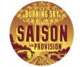 Burning Sky Saison � la Provision