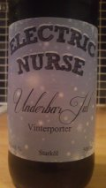 Electric Nurse Underbar Jul Vinterporter - Porter
