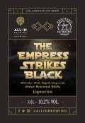 All In Brewing / De Molen The Empress Strikes Black