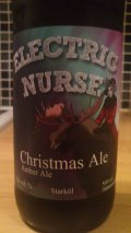 Electric Nurse Christmas Ale