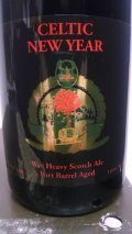 Blue Lobster Celtic New Year - Scotch Ale