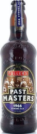Fuller�s Past Masters 1966 Strong Ale