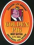 Country Life Golden Pig