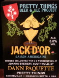 Adnams / Pretty Things Jack D�Or