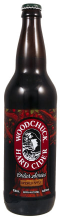 Woodchuck Cellar Series Smoked Apple