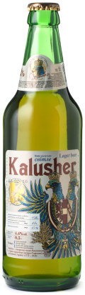 Kalusher Lager Beer 12%