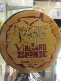 Flying Dog Brewhouse Rarities: Vineyard Blonde