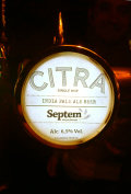 Septem Citra Single Hop IPA