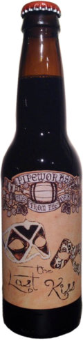 Pipeworks The Last Kiss (Bourbon Barrel Aged)