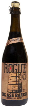Rogue Big Ass Barrel Imperial Stout - Imperial Stout