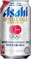 Asahi Crystal Gold