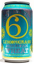 West Sixth Lemongrass Wheat