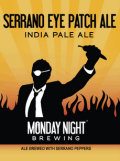 Monday Night Serrano Eye Patch Ale