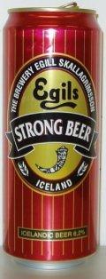 Egils Sterkur / Strong Beer