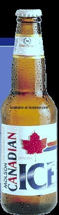 Molson Canadian Ice - Pale Lager