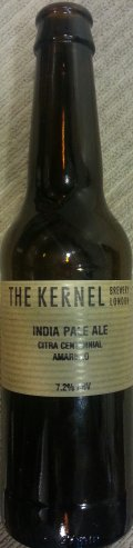The Kernel India Pale Ale Citra Centennial Amarillo - India Pale Ale (IPA)
