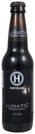 Hinterland Lunatic Imperial Stout