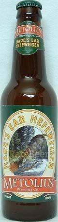 Metolius Hares Ear Hefeweisen - German Hefeweizen