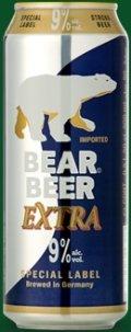 Bear Beer 9% Extra