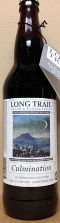 Long Trail Culmination Ale Imperial Chocolate Porter