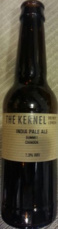 The Kernel India Pale Ale Chinook Summit - India Pale Ale (IPA)