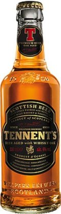 Tennent�s Aged With Whisky Oak