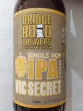Bridge Road Single Hop IPA Vic Secret