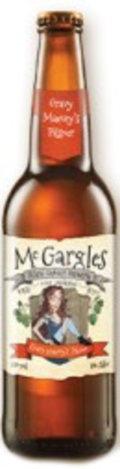 McGargles Gravy Maevy Pilsner
