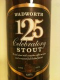 Wadworth 125 Celebratory Stout (Bottle)