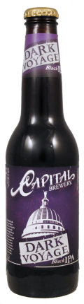 Capital Dark Voyage Black IPA