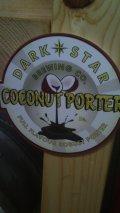 Dark Star Coconut Porter