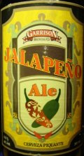 Garrison Jalape�o Ale - Spice/Herb/Vegetable