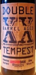 Amsterdam Barrel Aged Double Tempest