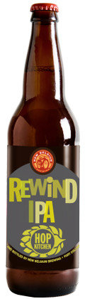 New Belgium Hop Kitchen  #4 - Rewind India Pale Ale