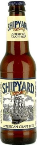 Shipyard Export Ale - Golden Ale/Blond Ale