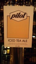 Pilot Beer Iced Tea Ale
