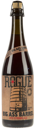 Rogue Big Ass Barrel Rye Strong Ale - Specialty Grain