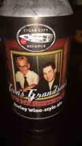 Cigar City Brewpub Leon�s Grandson It�s My Birthday Barley Wine-style Ale