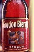 Gordon Biersch M�rzen - Oktoberfest/M�rzen
