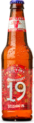 Victory Anniversary 19 Ale Session IPA - Session IPA