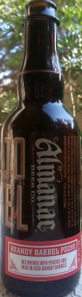 Almanac Brandy Barrel P�che