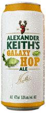 Alexander Keith�s Galaxy Hop Ale